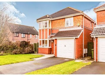 Thumbnail 4 bed detached house for sale in Rostrevor Road, Davenport, Stockport, Cheshire