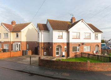 Thumbnail 3 bedroom semi-detached house for sale in Hamilton Road, Walmer, Deal