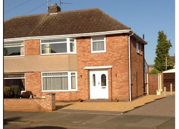 Thumbnail 3 bedroom semi-detached house for sale in 9 Ledbury Road, Barton Seagrave, Kettering, Northamptonshire