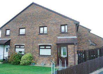 Thumbnail 2 bed end terrace house for sale in Berwick Place, Brancumhall, East Kilbride