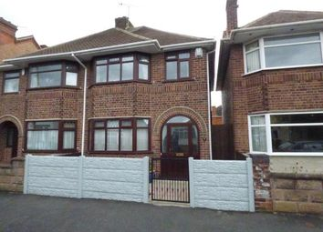 Thumbnail 3 bedroom semi-detached house for sale in Charles Street, Long Eaton, Nottingham