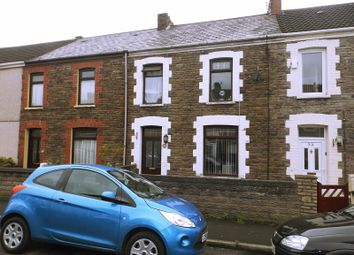Thumbnail 3 bed terraced house for sale in Mansel Street, Port Talbot, Neath Port Talbot.