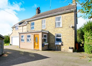4 bed detached house for sale in Heath Road, Warboys, Huntingdon PE28