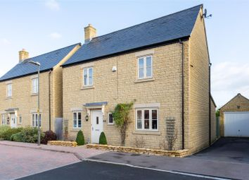 Thumbnail 4 bed detached house for sale in Lysander Way, Moreton In Marsh, Gloucestershire