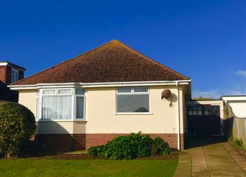 Thumbnail 3 bed detached bungalow for sale in Tyedean Road, Telscombe Cliffs, Peacehaven