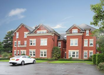 Thumbnail 2 bedroom flat for sale in Chelford House, Stockport, Cheshire