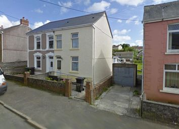 Thumbnail 3 bed semi-detached house for sale in Glyn Road, Lower Brynamman, Ammanford