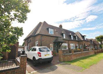 Thumbnail 4 bed semi-detached house for sale in Midway Avenue, Egham, Surrey