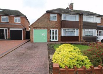 Thumbnail 3 bed semi-detached house for sale in Langland Drive, Sedgley, Dudley