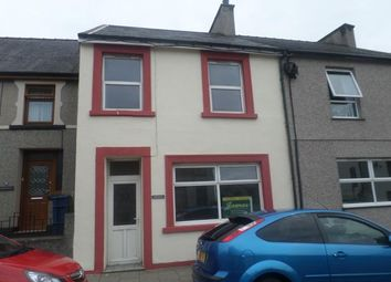 Thumbnail 3 bed terraced house for sale in 11, High Street, Penygroes