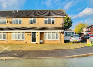Thumbnail 4 bed end terrace house to rent in Culmore Close, Willenhall