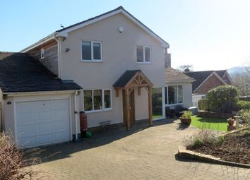 Thumbnail 4 bed detached house for sale in Nab Close, Macclesfield, Cheshire East
