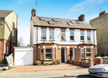 Thumbnail 4 bed semi-detached house for sale in Potters Road, New Barnet