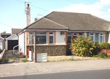 Thumbnail 2 bed semi-detached bungalow to rent in Glentworth Road East, Westgate, Morecambe