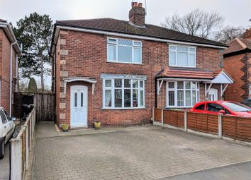 Thumbnail 3 bed property for sale in Second Avenue, Stafford