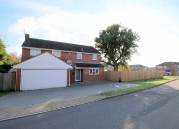 Thumbnail 4 bed detached house for sale in The Paddock, Maresfield, East Sussex