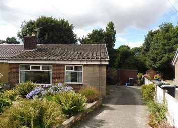 Thumbnail 2 bed semi-detached bungalow for sale in The Oval, North Anston, Sheffield