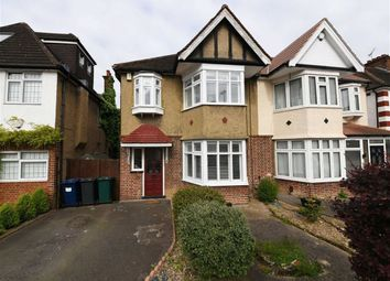 Thumbnail 3 bed property to rent in Maxwelton Avenue, Mill Hill, London