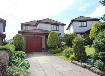 Thumbnail 3 bedroom detached house for sale in North Berwick Gardens, Carrickstone, Cumbernauld, North Lanarkshire