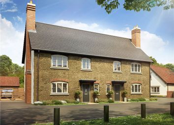 Thumbnail 3 bedroom semi-detached house for sale in Chestnut Close, Sackmore Lane, Marnhull, Sturminster Newton