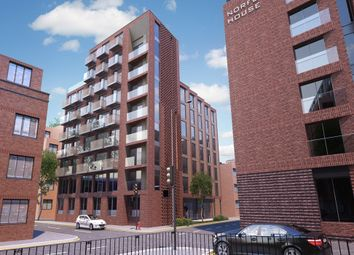 Thumbnail 1 bed flat for sale in 76-78 Norfolk Street, Liverpool