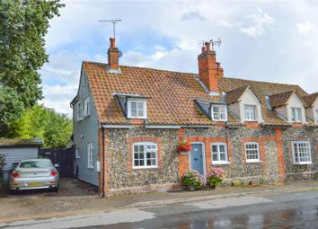Thumbnail 3 bed semi-detached house for sale in Mill Road, Great Bardfield, Nr Thaxted, Essex
