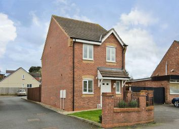 Thumbnail 3 bed detached house for sale in Harrow Close, Brereton, Rugeley