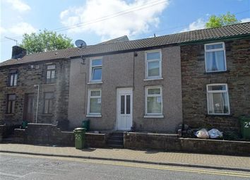 Thumbnail 3 bed terraced house to rent in Rickards Street, Graig, Pontypridd