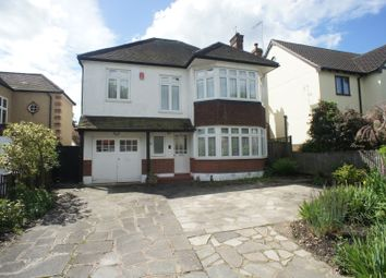 Thumbnail 4 bed detached house for sale in Park Way, Whetstone