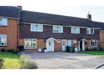 Thumbnail 3 bed terraced house for sale in Chaston Close, Inkberrow