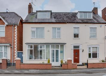 Thumbnail 3 bed semi-detached house for sale in Church Street, Studley, Warwickshire