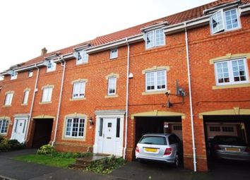 Thumbnail 5 bed town house to rent in Rosebay Road, Desborough, Kettering