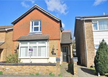 Thumbnail 3 bed detached house for sale in Nelson Road, Ashford, Middlesex