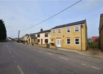Thumbnail 3 bed end terrace house for sale in North Street, Wicken, Ely
