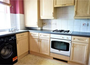 Thumbnail 2 bed flat to rent in Monkwood Close, Romford