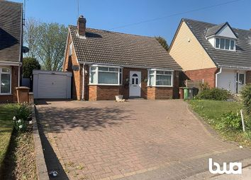 Thumbnail 4 bed detached bungalow for sale in 91 Churchill Road, Walsall