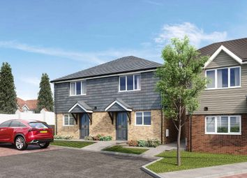 Hilltop View, Downhouse Road, Catherington, Waterlooville, Hampshire PO8. 2 bed semi-detached house for sale