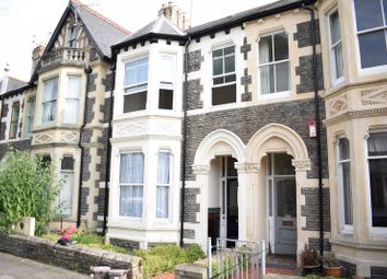 Thumbnail 2 bed flat to rent in Hamilton Street, First Floor, Cardiff
