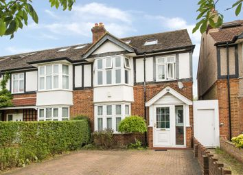 Thumbnail 5 bed end terrace house for sale in Kenley Road, London
