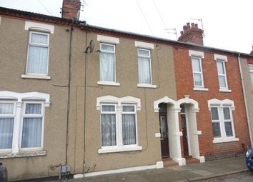 Thumbnail 3 bed terraced house for sale in Stanley Street, Northampton