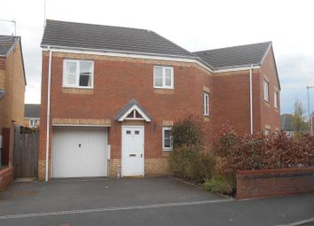Thumbnail 4 bedroom semi-detached house to rent in Vivaldi Drive, Cannock