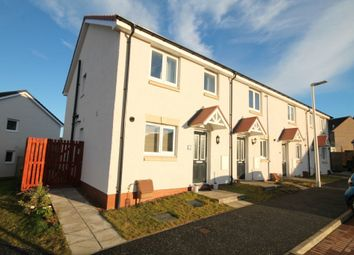 Thumbnail 3 bedroom end terrace house for sale in 3 Arrow Crescent, Musselburgh