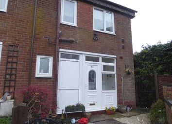 Thumbnail 3 bed end terrace house for sale in Peterswood Close, Wythenshawe, Manchester