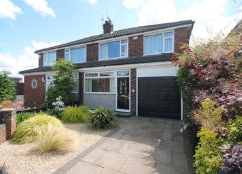 Thumbnail 3 bedroom semi-detached house for sale in Dorset Avenue, Farnworth, Bolton