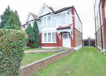Thumbnail 4 bedroom semi-detached house for sale in The Orchard, Winchmore Hill