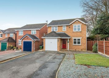 Thumbnail 4 bed detached house for sale in Andressy Mews, Lea Park, Bromsgrove