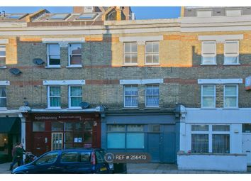 Thumbnail 3 bed flat to rent in Greyhound Road With Garden Fulham, London