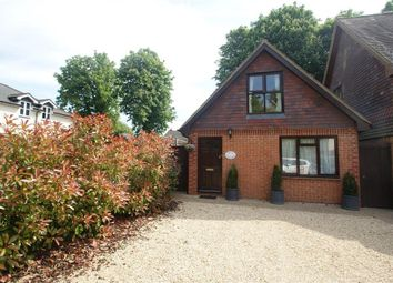 Thumbnail 1 bed detached house to rent in Lodge Drive, Weyhill, Andover
