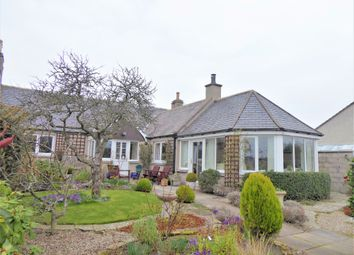 Thumbnail 3 bed semi-detached bungalow for sale in St Peter's Lane, Duffus