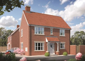 Thumbnail 3 bedroom detached house for sale in Wotton Road, Charfield, Bristol